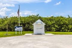 Самое малое почтовое отделение в объединенном Стоковые Изображения RF