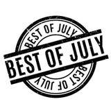 Самое лучшее избитой фразы в июле Стоковое Изображение