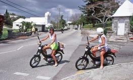 Самокаты Бермудских Островов Стоковая Фотография RF