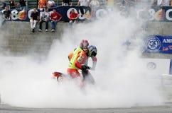 самокат 2004 гонок Стоковое Изображение