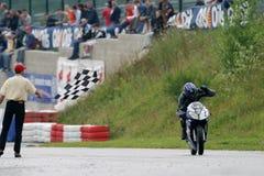 самокат 2004 гонок Стоковая Фотография RF