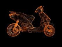 самокат bike Стоковое фото RF