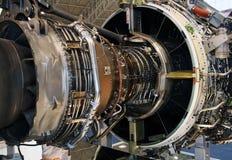 самолетный двигатель Стоковое Изображение