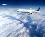 самолеты Стоковая Фотография