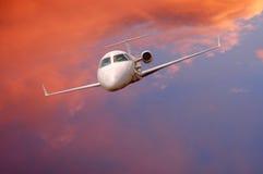 самолет воздуха Стоковые Фото