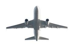 Самолет двигателя Стоковое фото RF