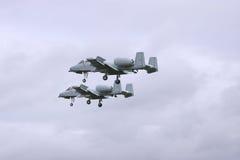 самолет-истребители 2 стоковая фотография