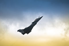 самолет-истребитель воздуха Стоковое фото RF