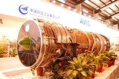 самолет-истребитель двигателя воздуха стоковые фотографии rf