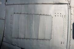 самолет-истребитель детали тела Стоковые Изображения