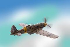 самолет-истребитель самолета Стоковые Фото