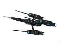 самолет-истребитель 2 Стоковые Изображения RF
