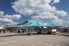 самолет-истребитель Стоковая Фотография RF