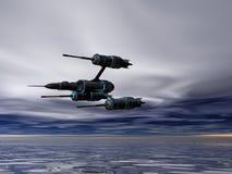 самолет-истребитель 3 Стоковое Фото