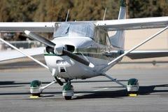 самолет малый Стоковая Фотография