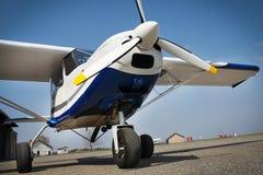 самолет малый Стоковые Изображения
