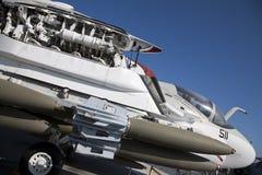 самолет-нарушитель 6 Стоковые Фото