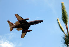 самолет Стоковая Фотография RF