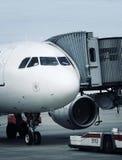 самолет стоковое изображение rf