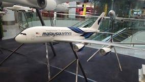 САМОЛЕТ Malaysia Airlines Стоковые Изображения