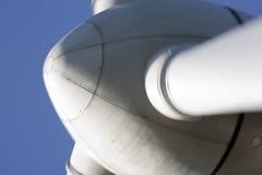 самомоднейшая ветрянка Стоковое Изображение