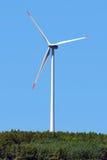 самомоднейшая ветрянка Стоковые Фотографии RF