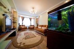 Самомоднейшая квартира Стоковые Фотографии RF