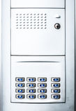 Самомоднейшая кнопочная панель Стоковое Изображение RF
