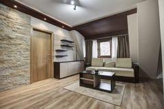 самомоднейшая комната Стоковые Фотографии RF