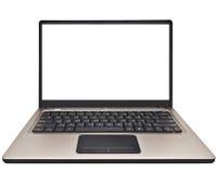 Самомоднейшая компьютер-книжка стоковые изображения