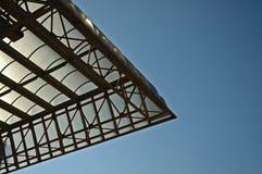 самомоднейшая крыша Стоковые Изображения RF