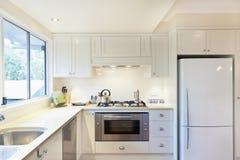 Самомоднейшая кухня Стоковое Изображение RF