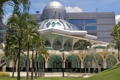 самомоднейшая мечеть Стоковая Фотография