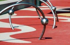 Самомоднейшая спортивная площадка малышей Стоковые Изображения