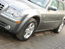 Самомоднейшая сторона автомобиля типа Стоковая Фотография