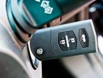 самомоднейшее автомобиля ключевое Стоковые Изображения RF