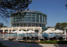 самомоднейшее гостиницы antalia роскошное Стоковые Фото