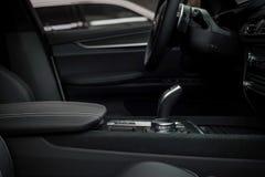 самомоднейшее детали автомобиля нутряное Стоковые Фото