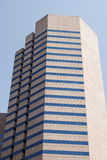 Самомоднейшее здание банка Стоковые Изображения