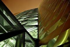Самомоднейшее здание Стоковые Изображения RF