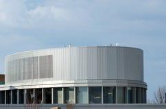 Самомоднейшее круглое здание Стоковые Фотографии RF