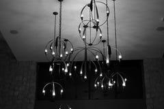 Самомоднейшее освещение стоковые фотографии rf