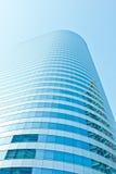 Самомоднейшее офисное здание Стоковое Изображение RF