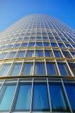Самомоднейшее офисное здание Стоковое Фото