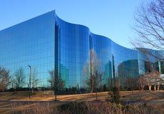 Самомоднейшее офисное здание Стоковые Фотографии RF