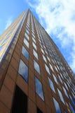 Самомоднейшее офисное здание Стоковая Фотография RF