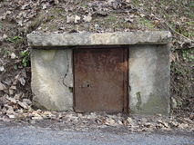 Самомоднейшее подземелье стоковая фотография