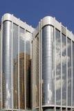 Самомоднейшее стеклянное здание Стоковая Фотография RF