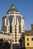 самомоднейшее фасада домашнее Стоковая Фотография