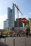 Самомоднейшее Франкфурт Стоковая Фотография RF